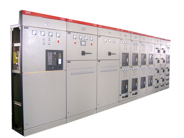 Low-voitge draw-out switch cabinet